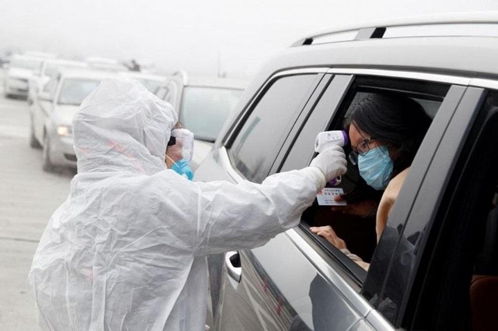 Всех въезжающих на блокпостах в Алматы будут проверять санитарные врачи