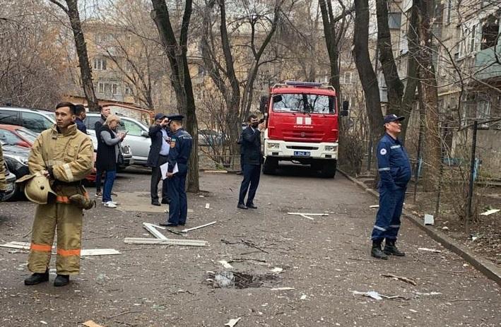 Хлопок газа в многоэтажке: алматинка пыталась свести счеты с жизнью