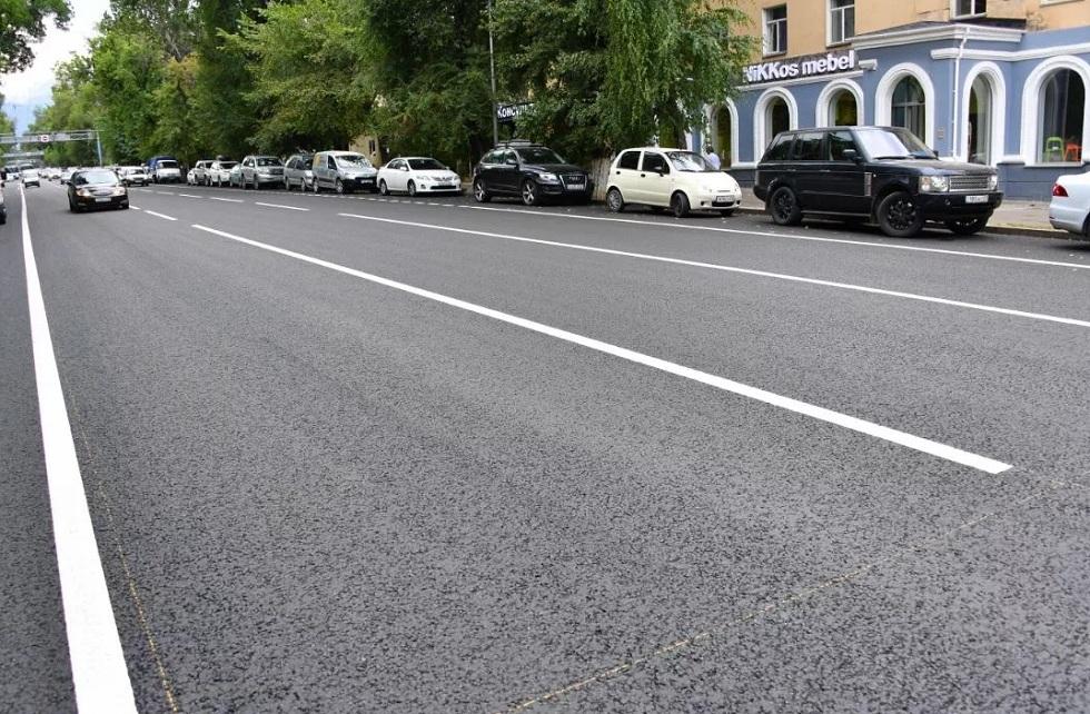 29 миллионов квадратов дорог и тротуаров помоют в Алматы