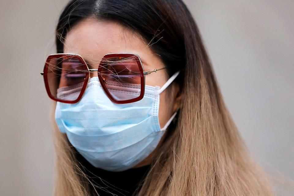 Названа альтернатива медицинской маске для защиты от коронавируса