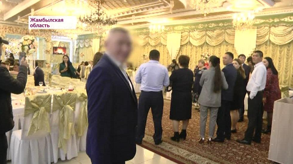 Пир во время коронавируса: в Жамбылской области рестораны продолжают тайно работать
