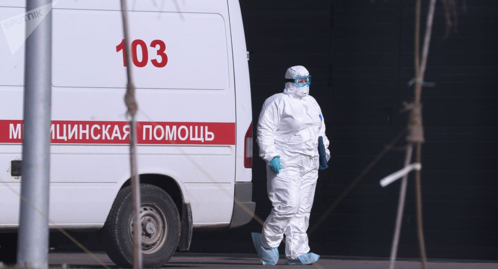 Три новых случая заражения коронавирусом в Кыргызстане