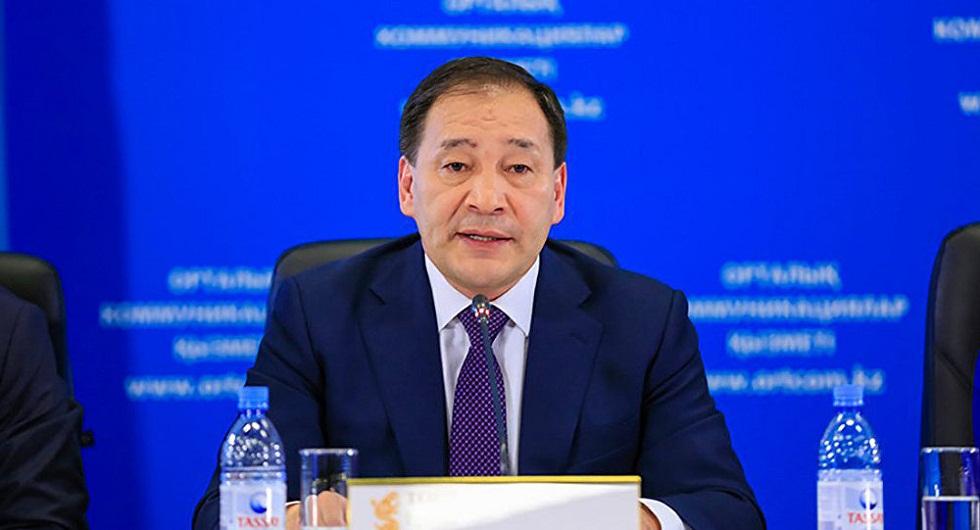 Смертельных случаев от коронавируса в Казахстане нет - вице-премьер
