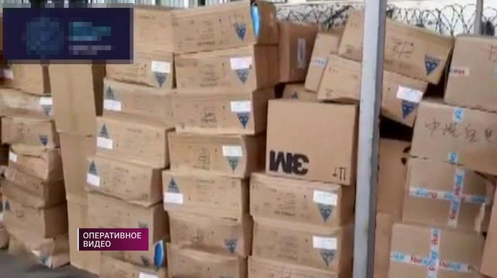 Спекулянты продавали маски по завышенным ценам в Алматы