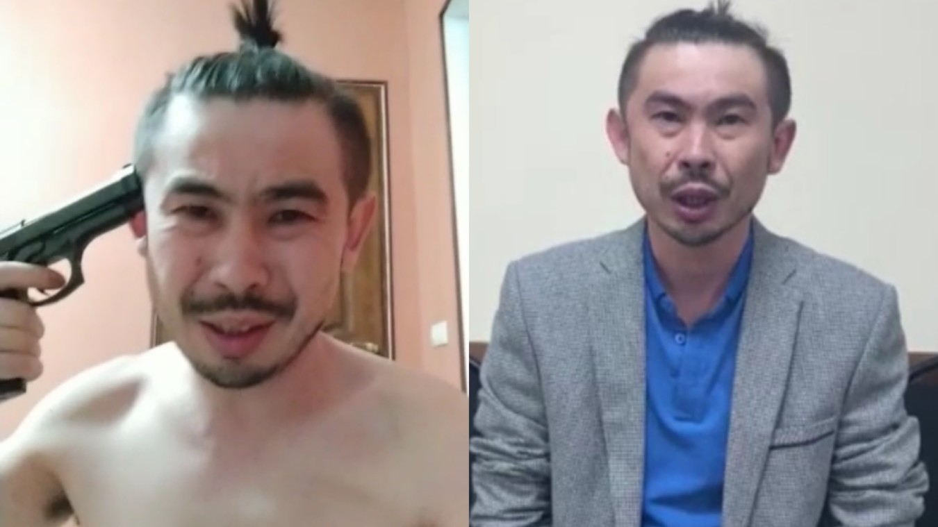 Мужчина, имитировавший самоубийство из-за короновируса, задержан