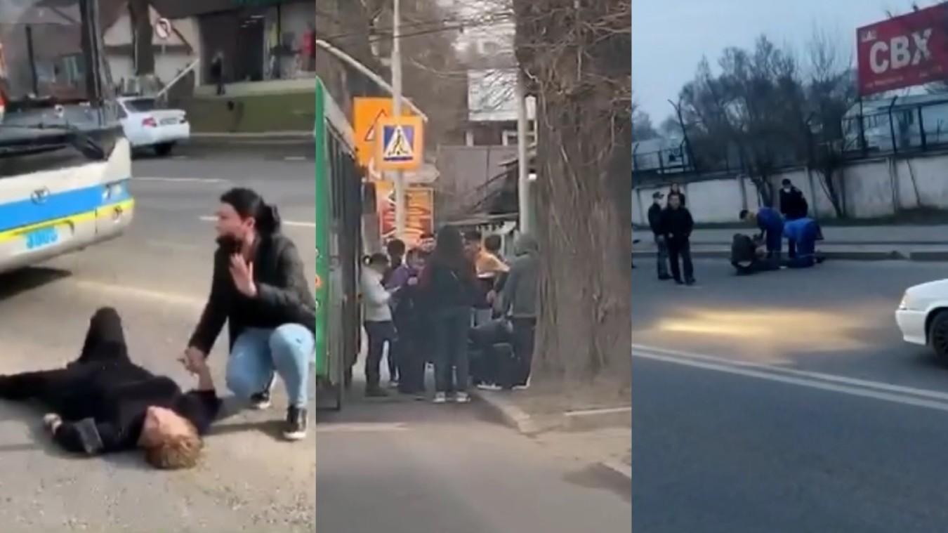В полиции Алматы ответили на фейковые видео