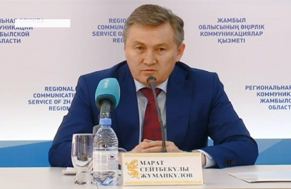 В Жамбылской области наблюдается дефицит масок