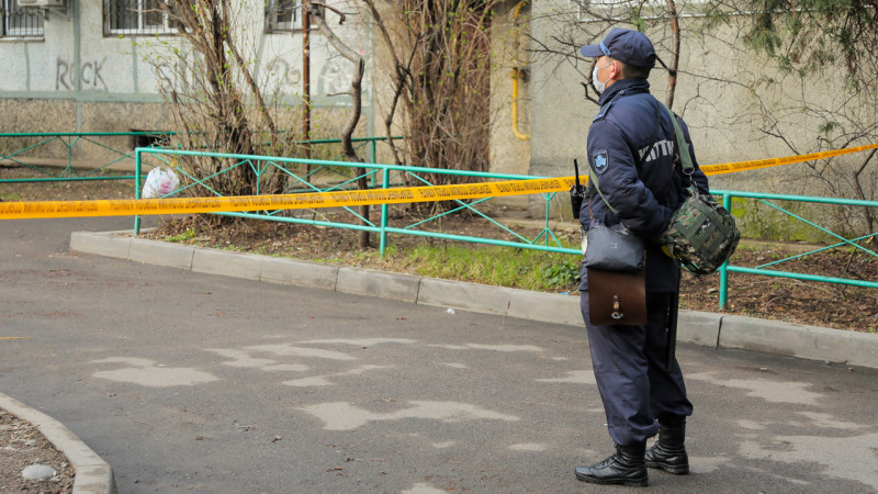 О работе блокпостов в Алматы рассказал начальник Управления административной полиции
