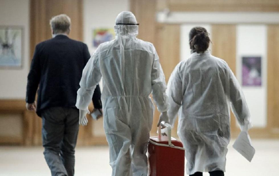 Зараженные в Нур-Сутане: дипломат с коронавирусом прибыл из Великобритании