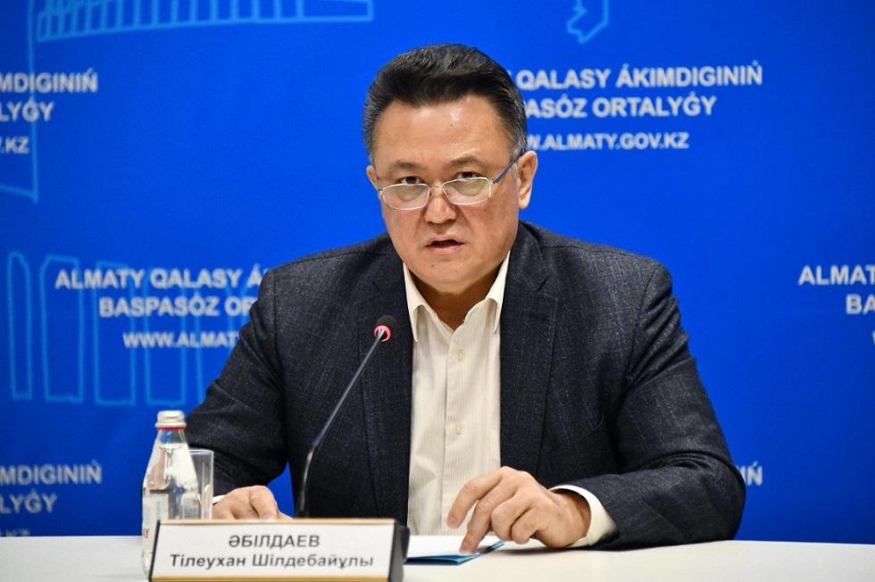 Об эпидемиологической ситуации в Алматы на 23 марта в 10.30