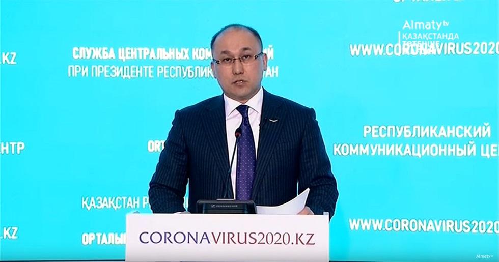 Казахстан выделит около 10 млн долларов на борьбу с кризисом, вызванным пандемией