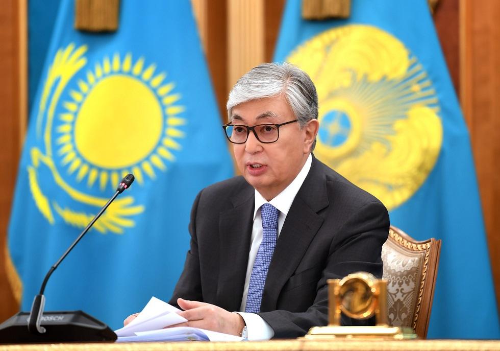 Касым-Жомарт Токаев призвал всех казахстанцев проявить солидарность