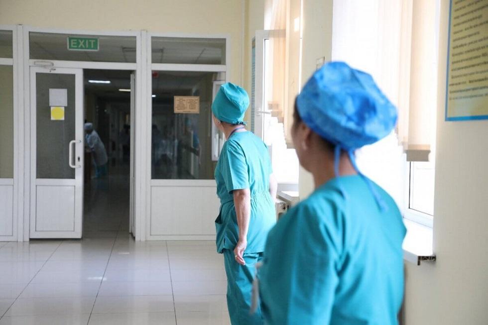 О состоянии зараженных COVID-19 и очагах инфекции в Алматы