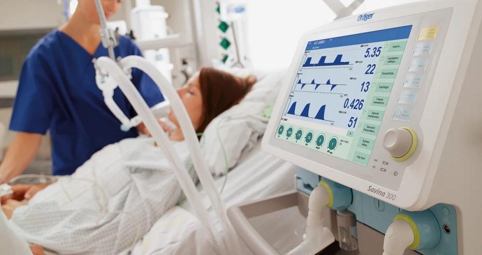 Больше двух десятков аппаратов искусственной вентиляции легких доставят в Алматинскую область