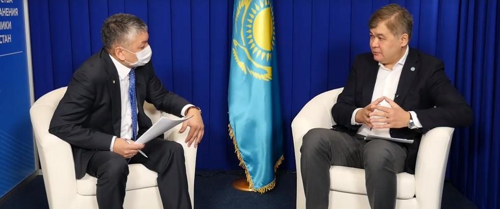 Пик заболеваемости коронавирусом в Казахстане придется на начало апреля - Биртанов