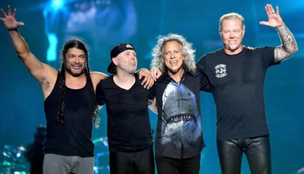 Группа Metallica даст серию бесплатных онлайн-концертов