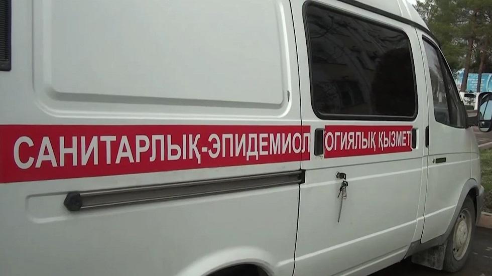 Что известно о зараженном COVID-19 в Жамбылской области