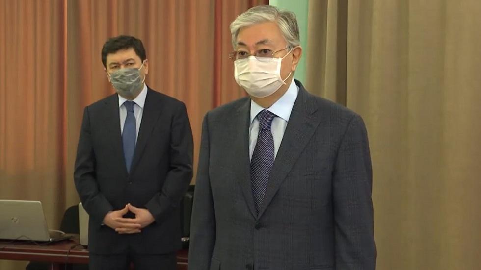 О ситуации с коронавирусом высказался президент Казахстана