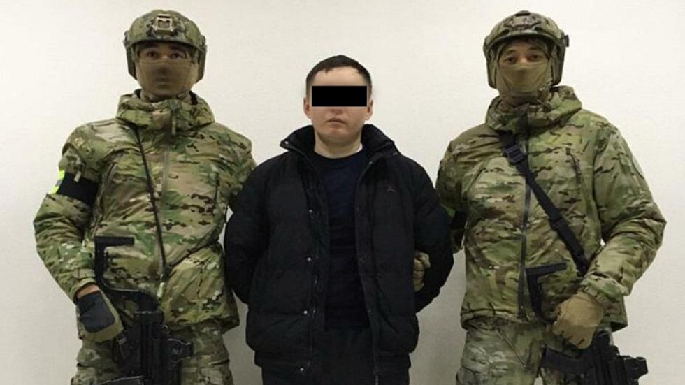 Готовил теракт в Нур-Султане: подозреваемого задержал КНБ