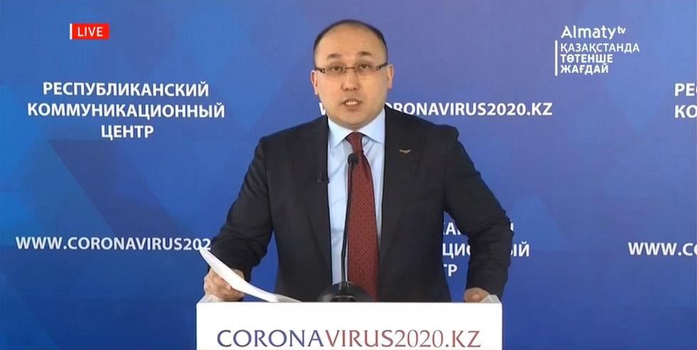Даурен Абаев рассказал, кто может претендовать на пособие во время ЧП в Казахстане