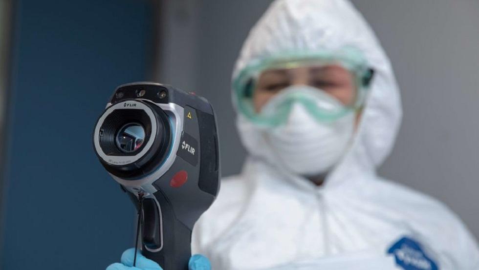 Новый случай заражения коронавирусом  выявлен в Жамбылской области