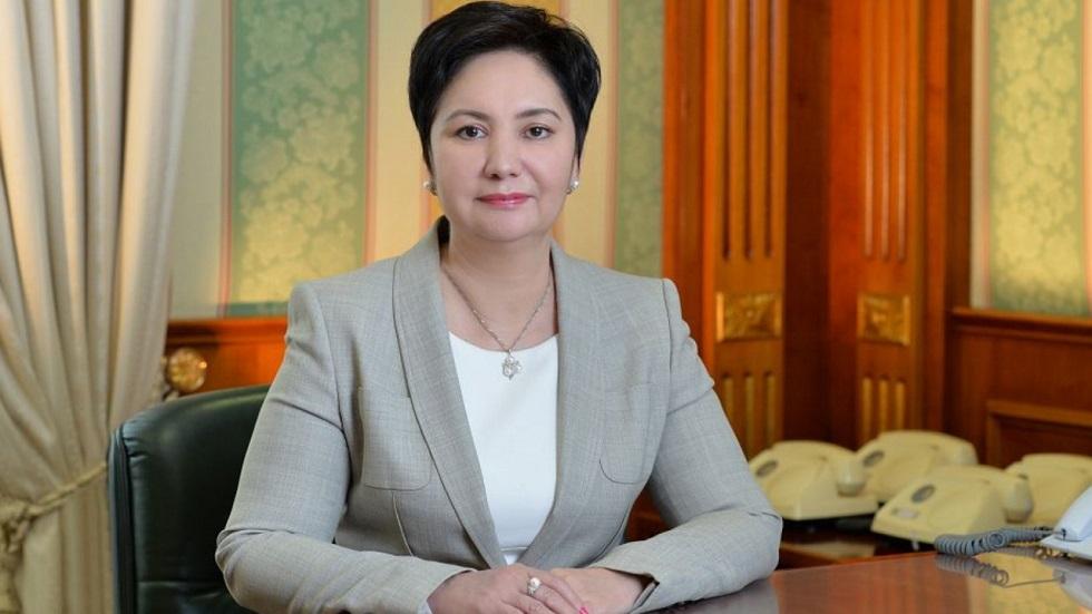 Впервые акимом области в Казахстане стала женщина