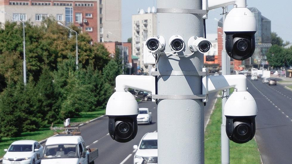 """Камеры """"Сергек"""" будут фиксировать нарушителей карантина в Алматы"""