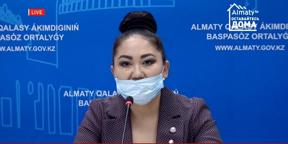 26 приезжих из-за рубежа в Алматы заразили коронавирусом 45 человек - Молдагасимова