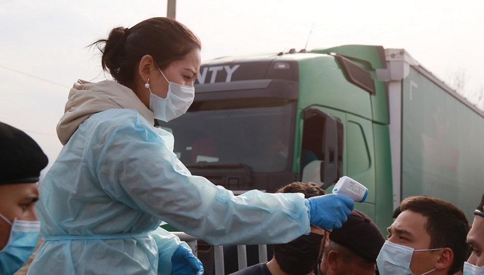 343 зараженных коронавирусом зарегистрировано в Казахстане