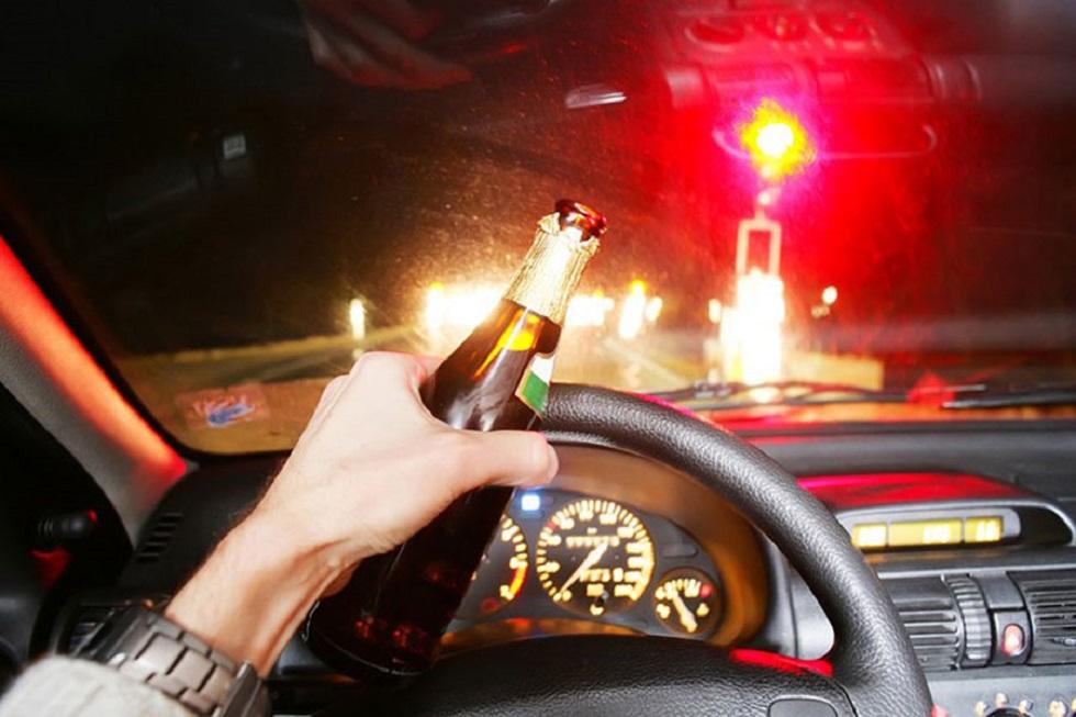 Пьяный иностранец совершил двойное ДТП на угнанном авто в Есике