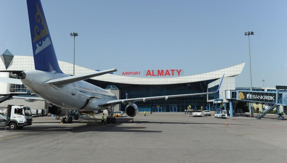 Аэропорт Алматы прекращает принимать международные рейсы