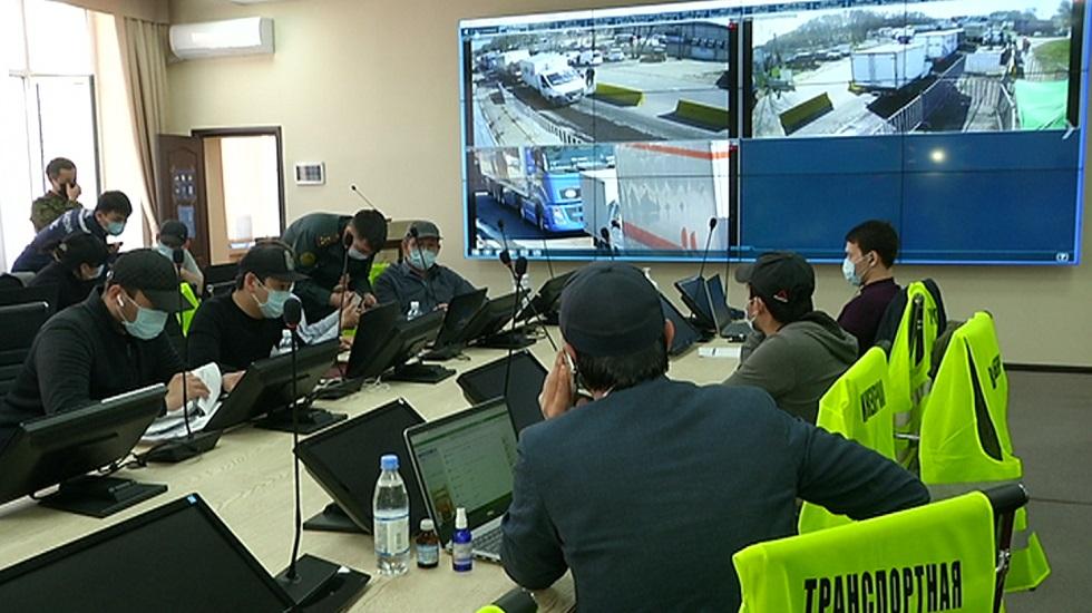 Усилить контроль за соблюдением карантинных мер поручил аким Алматы