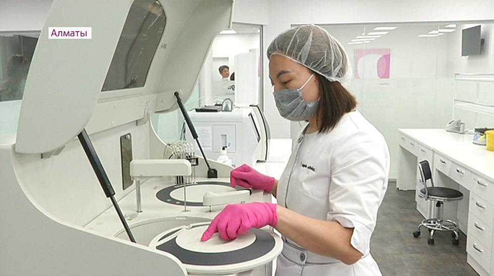 Корейские экспресс-тесты на коронавирус стали доступны жителям Алматы