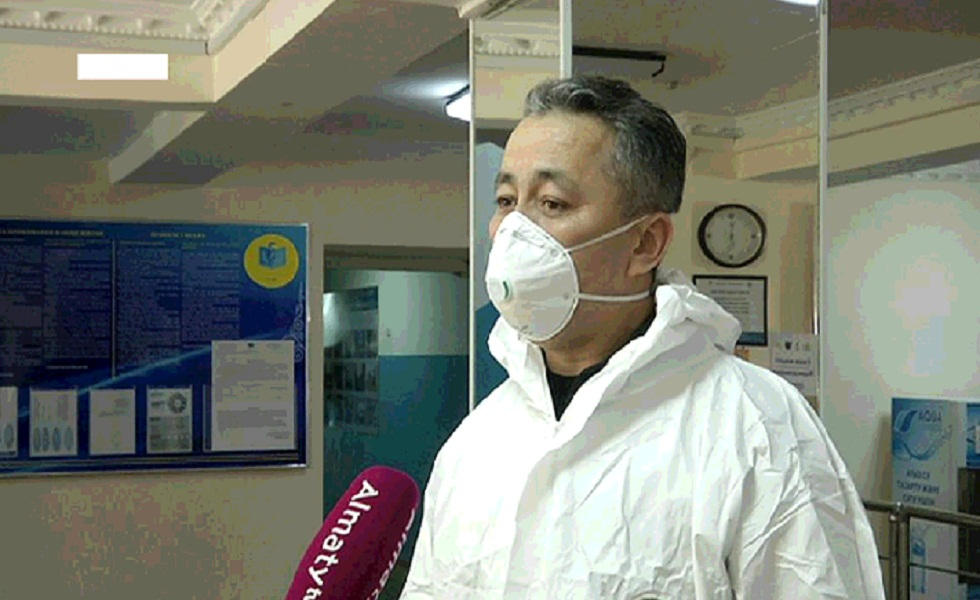 Коронавирус: Алматылық дәрігерлерге жатақхана берілді