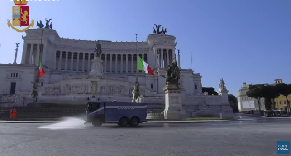 Коронавирус в Италии: ещё 837 погибших и надежды пройти пик эпидемии