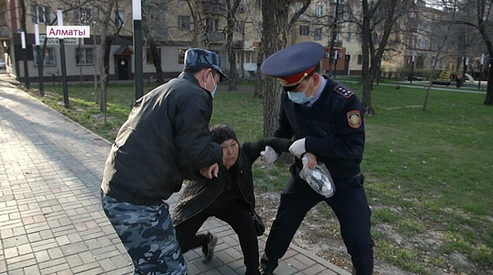 Задержания в Алматы: сдавали квартиры посуточно несмотря на запрет и режим ЧП