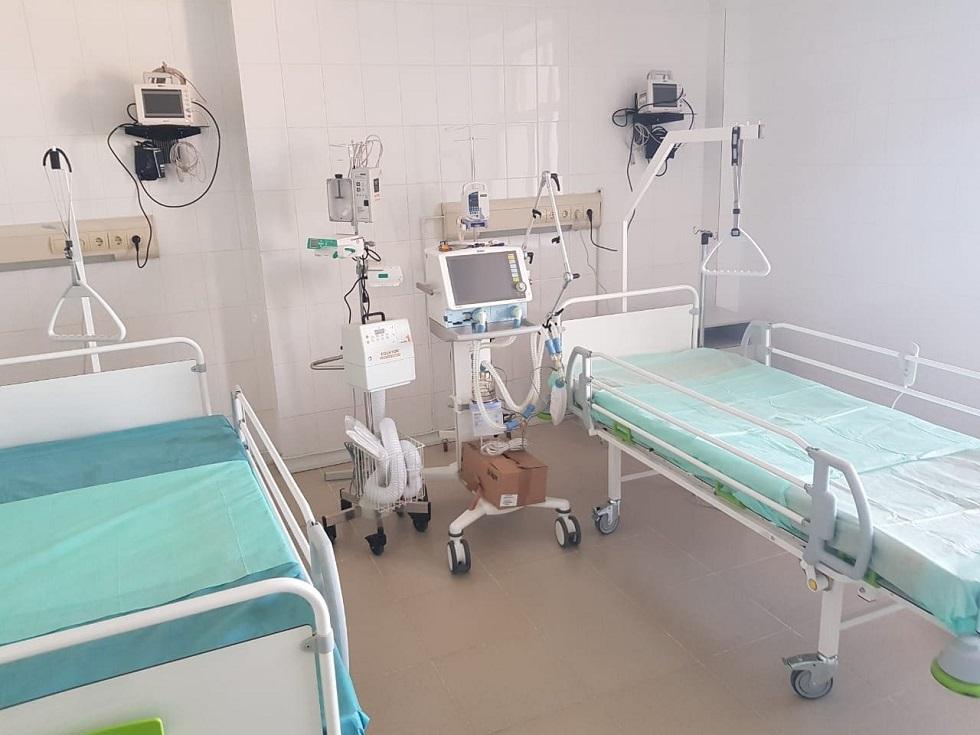 Проверить исправность всех аппаратов ИВЛ в больницах поручил аким Алматы