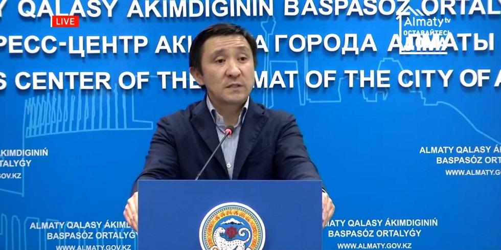 Карантин, введенный в Алматы, не предусматривает использование личных автомобилей - Кожагапанов