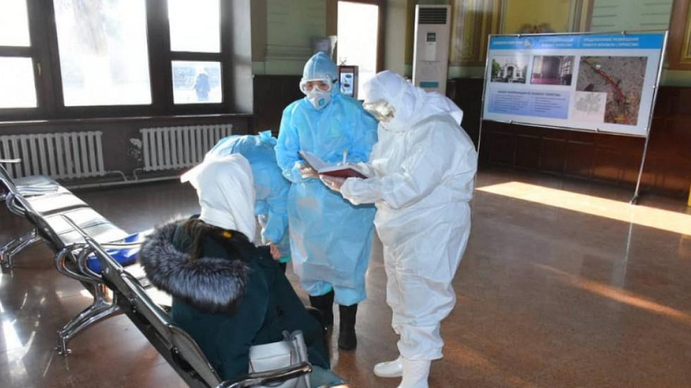 Первая смерть от коронавируса зафиксирована в Кыргызстане