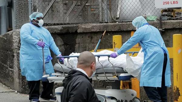 "США побили ""рекорд"" по количеству смертей от COVID-19 за сутки"