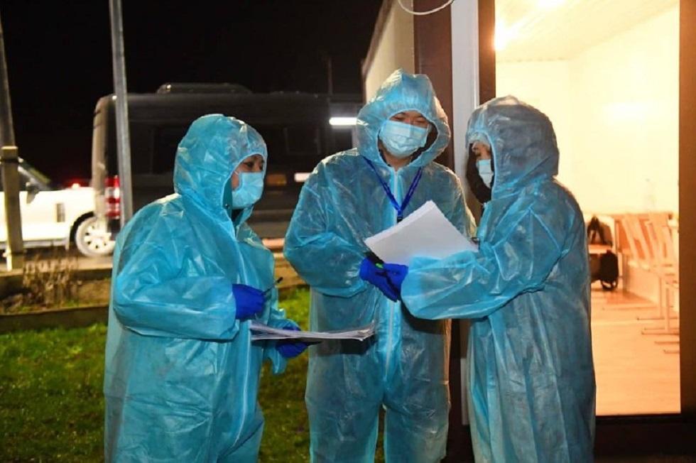 В Алматы обследовали более 10 тысяч человек на COVID-19
