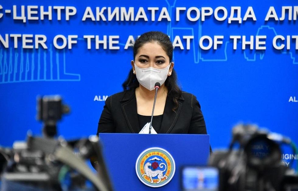 В Алматы расширяют категории обследуемых на CОVID-19 людей