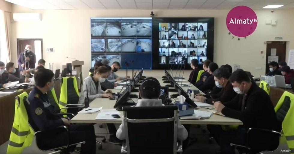 Как Оперативный штаб Алматы борется с распространением COVD-19