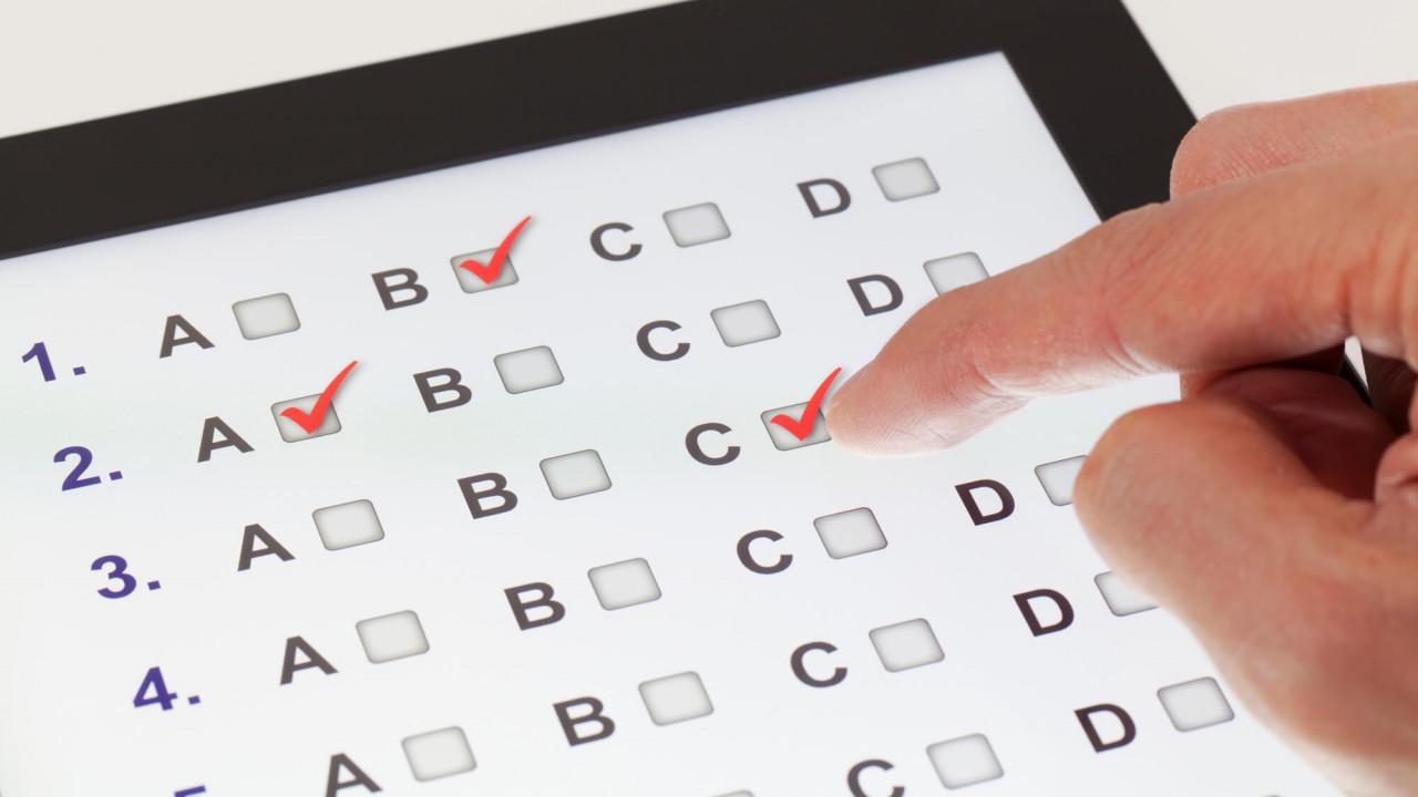 Пробные онлайн-тестирования к ЕНТ запустили в Сети