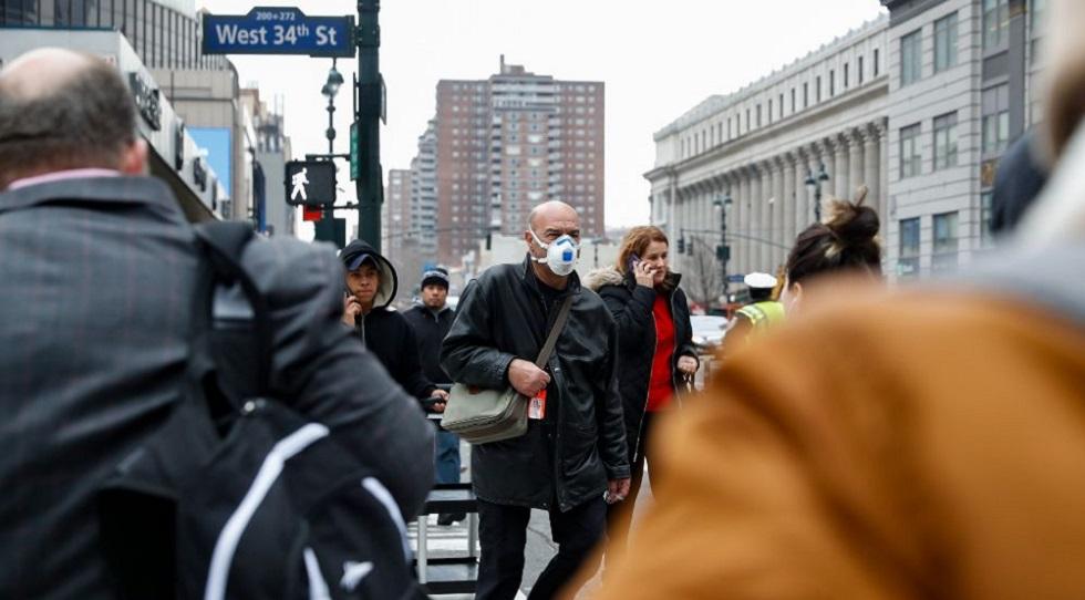 Жителей Нью-Йорка разорят штрафы: несоблюдение дистанции обойдется в $1 тыс.