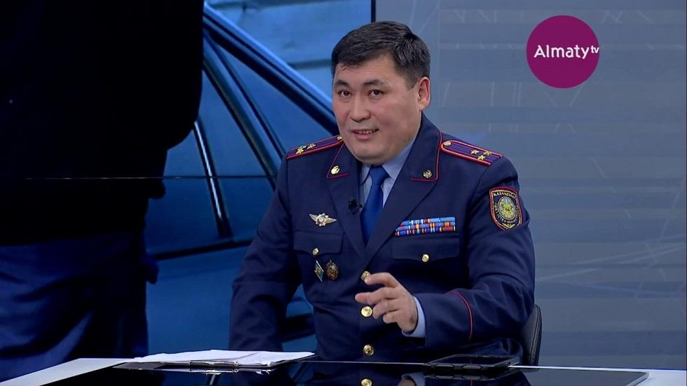 Глава полиции Алматы выйдет в прямой эфир в Facebook и Instagram