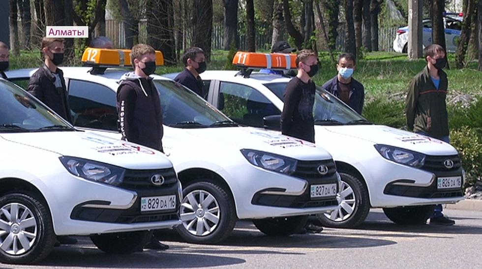 10 авто предоставил оперативному штабу Алматы один из крупнейших автодилеров