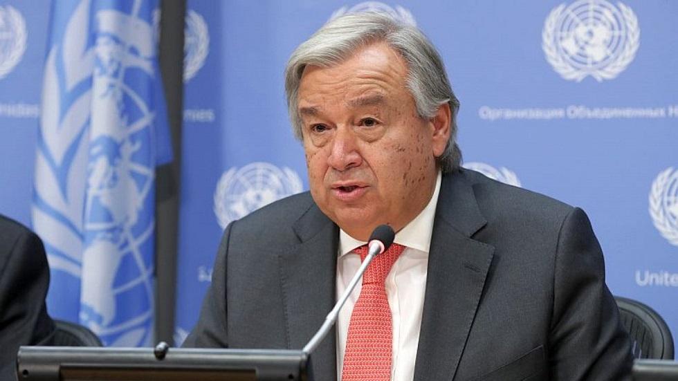 Генсек ООН обратился ко всем во Всемирный день здоровья