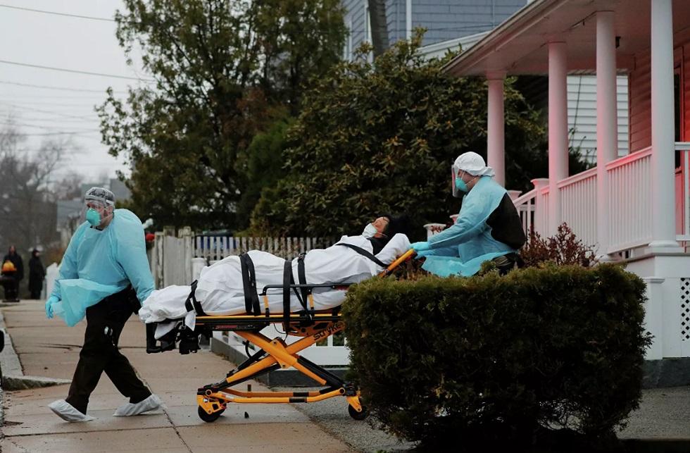 АҚШ-та бір тәулікте коронавирустан 1 736 адам қайтыс болған