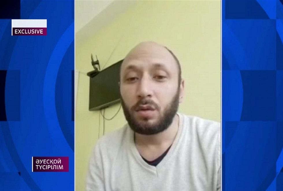 Алматинец рассказал, как перенес коронавирус – эксклюзивное интервью